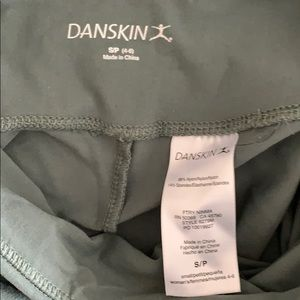 Danskin full length leggings xs